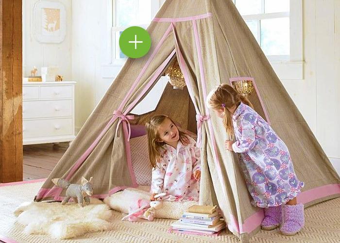 Идея для детской комнаты