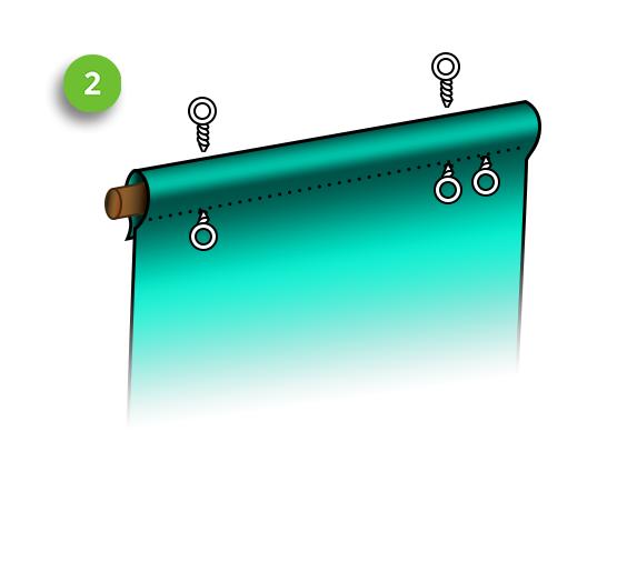 Сделать рулонную штору