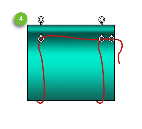 Как сделать рулонную штору
