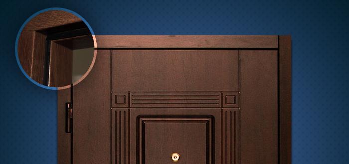 Шумоизоляция дверного проема