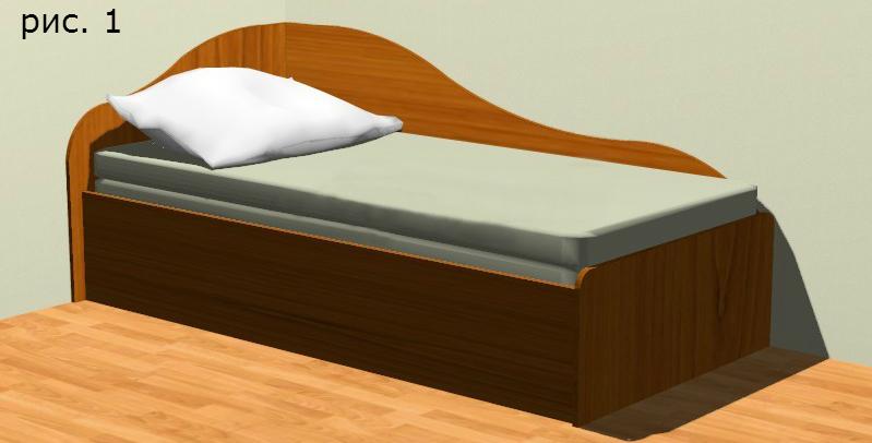 Делаем кровать своими руками 1