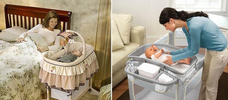 Детские маленькие кроватки