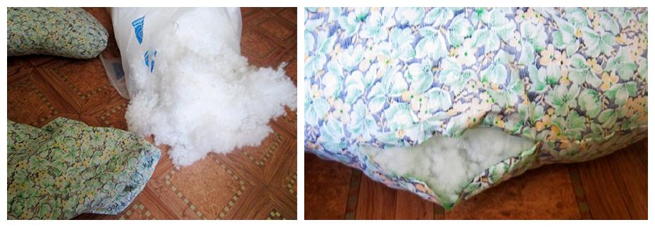 Наполнитель для подушки-обнимашки
