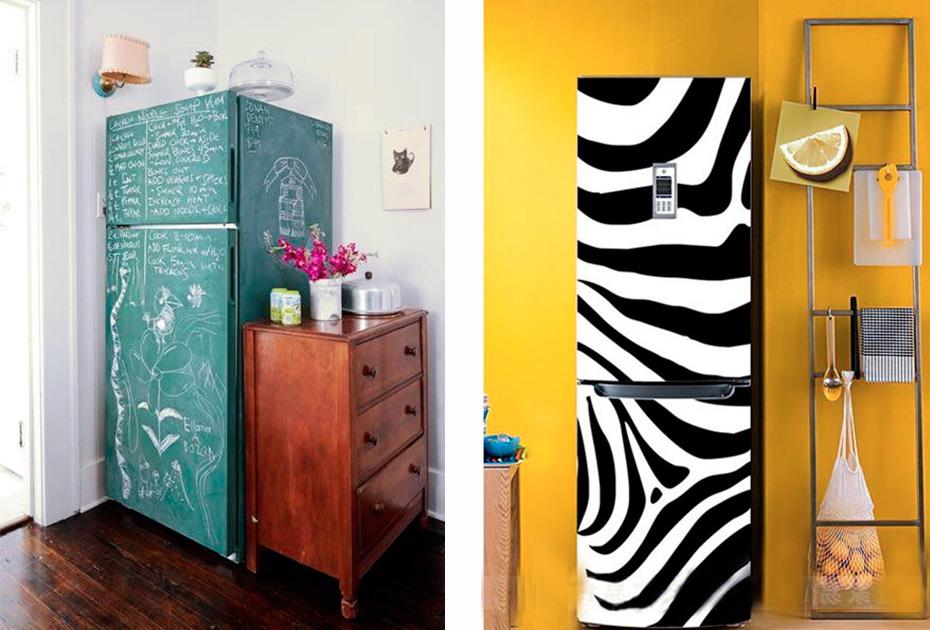 Холодильники в гостиной